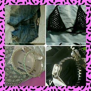 Pants - Bundle summer outfit